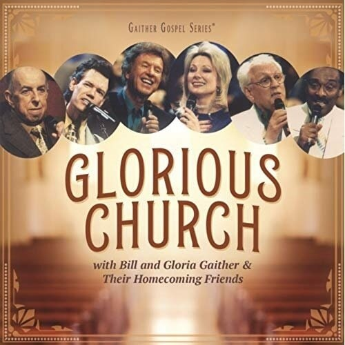 Glorious Church - CD