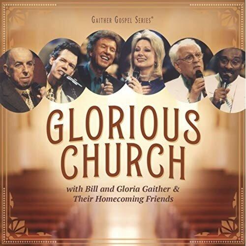 Glorious Church - CD