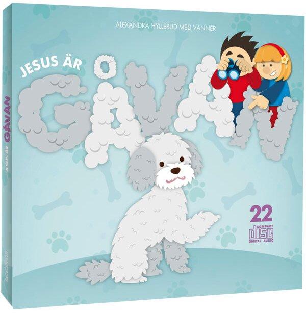 Jesus är gåvan - CD