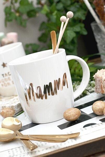 Mugg - Mamma - Guldtryck