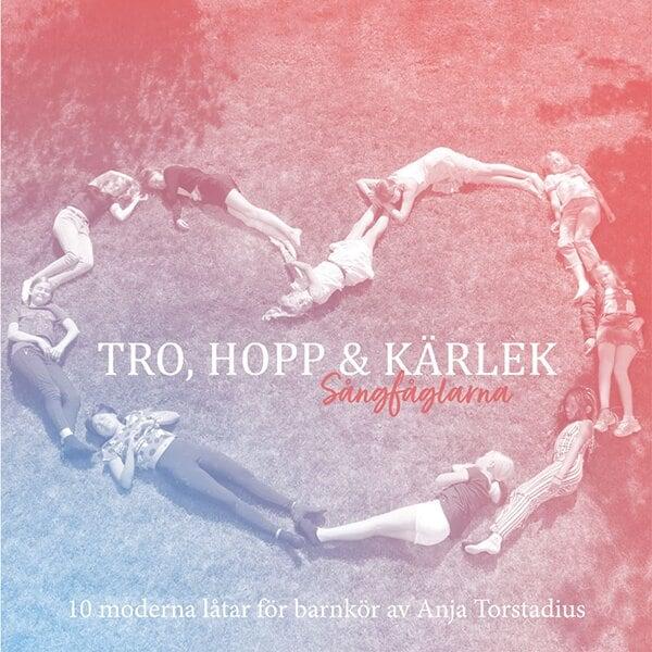 Tro, hopp och kärlek - CD