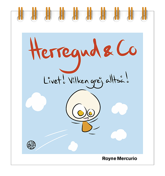 Herregud & Co Bordskalender IV