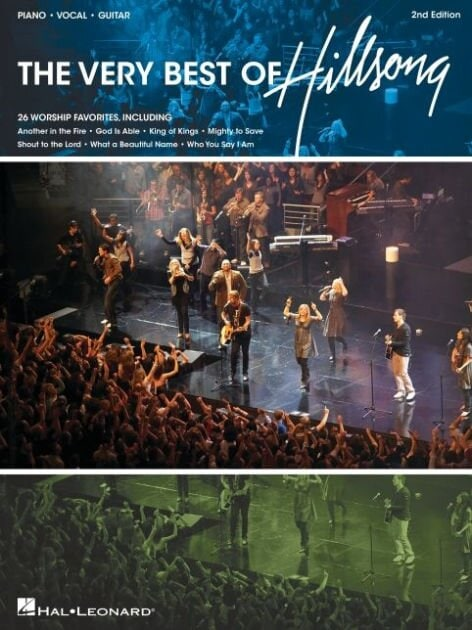 The Very Best of Hillsong (2nd Edition)