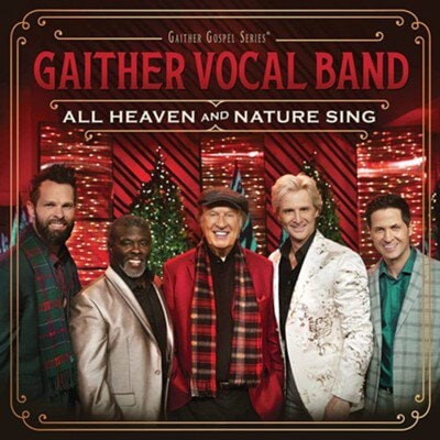 All Heaven and Nature Sing - CD