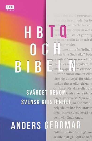 HBTQ och Bibeln. Svärdet genom svensk kristenhet
