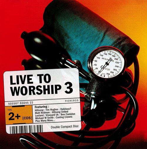 Live To Worship 3 - 2-CD