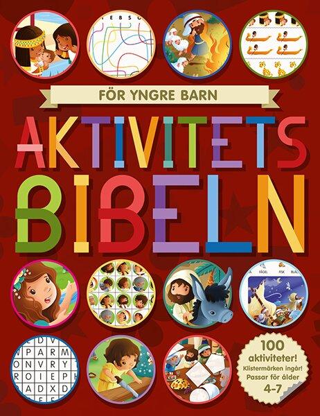 Aktivitetsbibeln - för yngre barn
