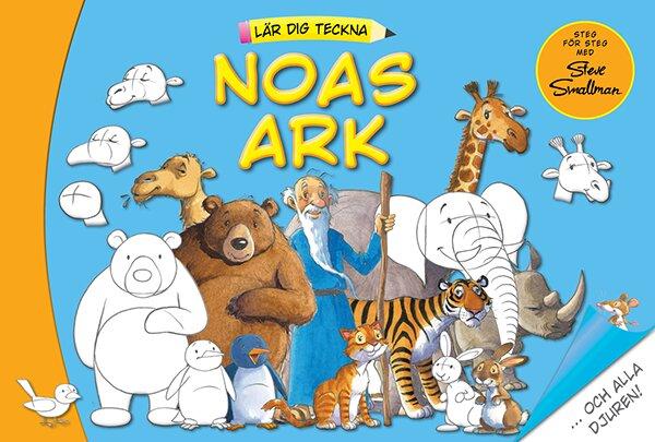 Lär dig teckna Noas ark ...och alla djuren
