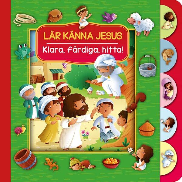 Lär känna Jesus - Klara, färdiga, hitta!