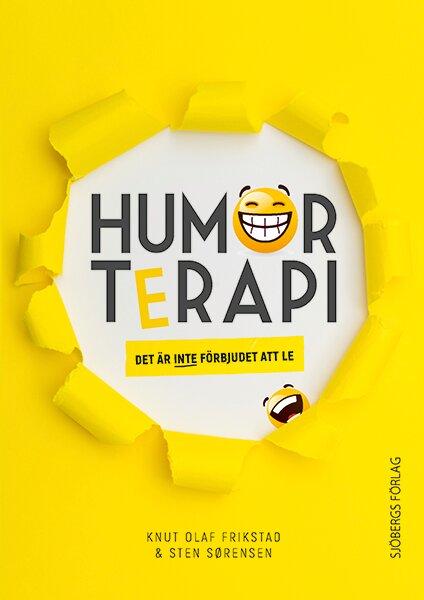 Humorterapi - det är inte förbjudet att le