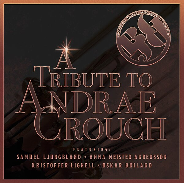 A Tribute To Andraé Crouch - CD