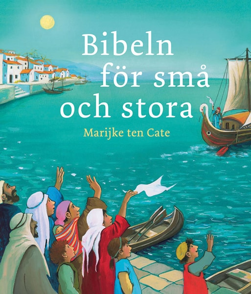 Bibeln för små och stora, bok + CD